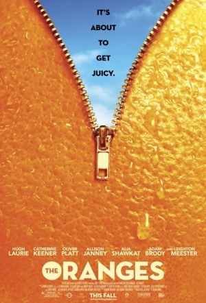 The Oranges Film Poster