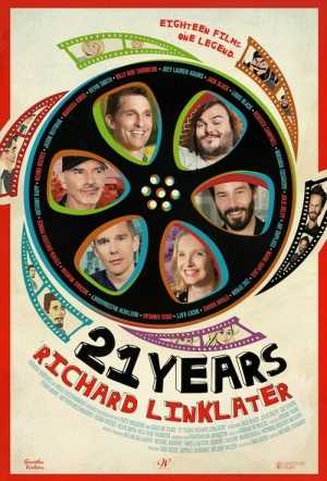 21 Years: Richard Linklater Film Poster