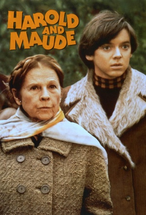 Harold and Maude Film Poster