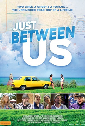 Just Between Us Film Poster