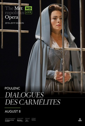 MetOpera: Dialogues des Carmélites