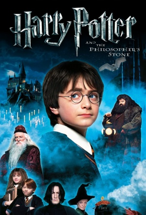 Harry Potter and the Philosopher's Stone 3D
