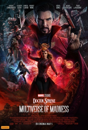 Doctor Strange in the Mulitverse of Madness