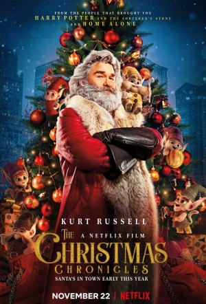 The Christmas Chronicles Film Poster
