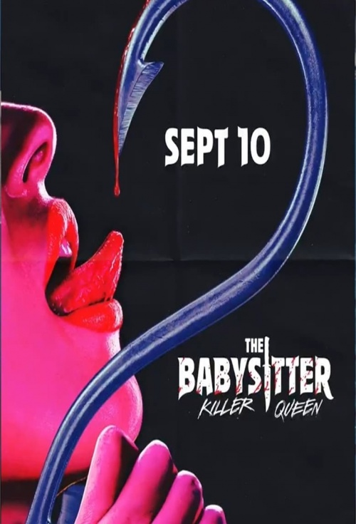 Poster for The Babysitter: Killer Queen | Flicks.com.au