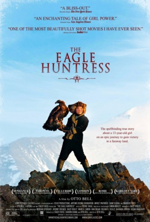 The Eagle Huntress Poster