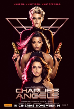 Charlie's Angels (2019) Film Poster
