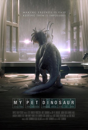 My Pet Dinosaur Film Poster