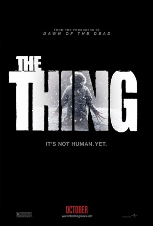 The Thing (2011) Film Poster