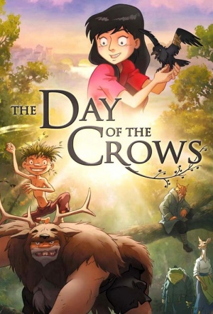 The Day of the Crows Film Poster