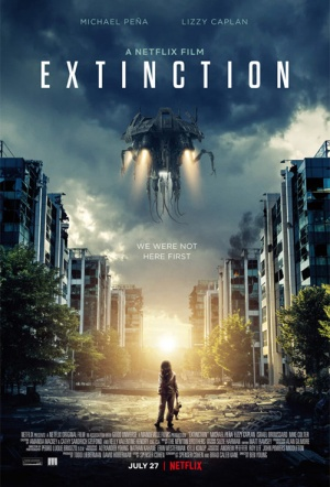 Extinction Film Poster