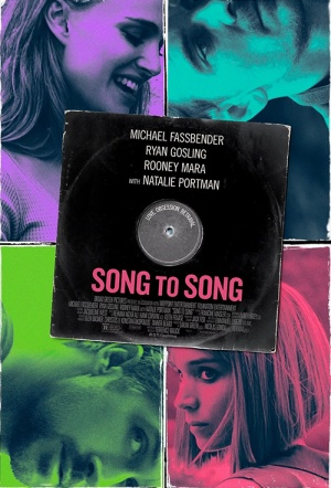 Song to Song Film Poster