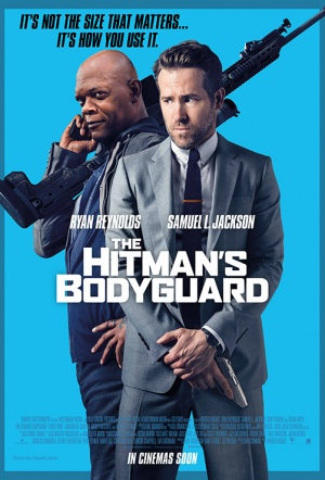 The Hitman's Bodyguard Film Poster