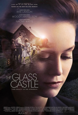 The Glass Castle Film Poster