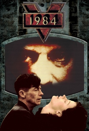 Nineteen Eighty-Four Film Poster