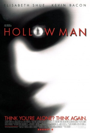 Hollow Man Film Poster
