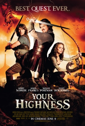 Your Highness Film Poster