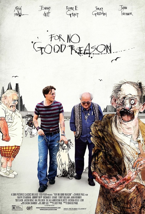 For No Good Reason Film Poster