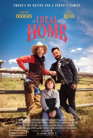 Ideal Home Film Poster