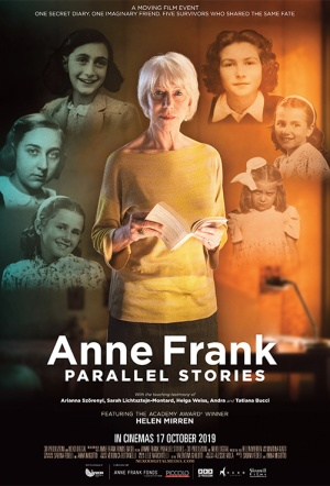 Anne Frank: Parallel Stories Film Poster