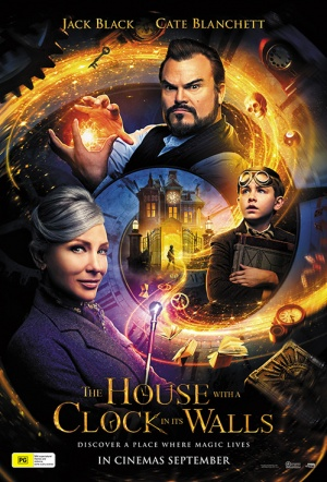 The House with a Clock in Its Walls Film Poster