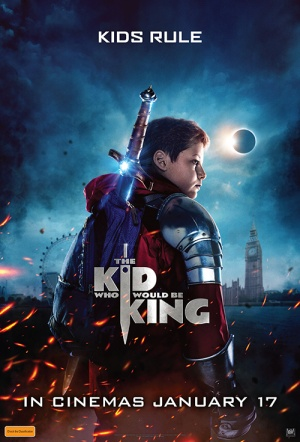 The Kid Who Would Be King Film Poster
