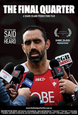 Adam Goodes: The Final Quarter