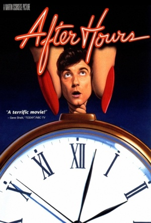 After Hours Film Poster