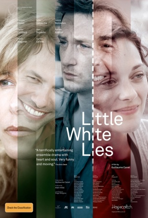 Little White Lies Film Poster