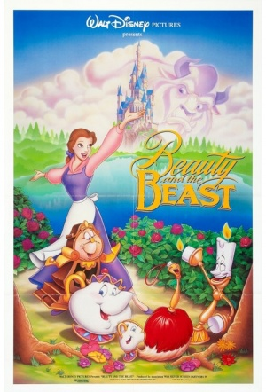 Beauty and the Beast (1991) Film Poster