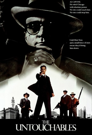 The Untouchables Film Poster