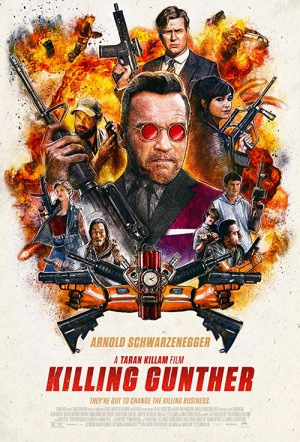 Killing Gunther Film Poster
