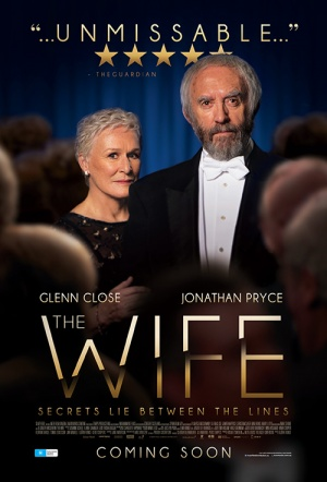 The Wife Film Poster