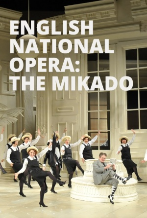 English National Opera: The Mikado Film Poster