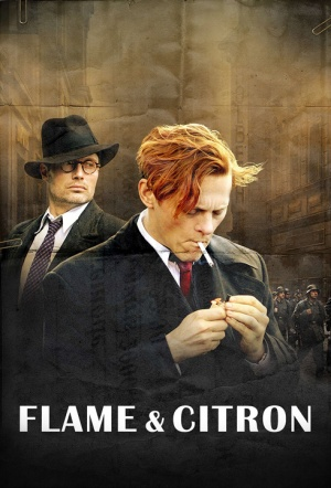 Flame & Citron Film Poster