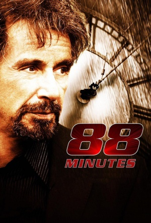88 Minutes Film Poster