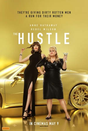 Girl's Night Out: The Hustle Film Poster
