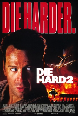 Die Hard 2 Film Poster