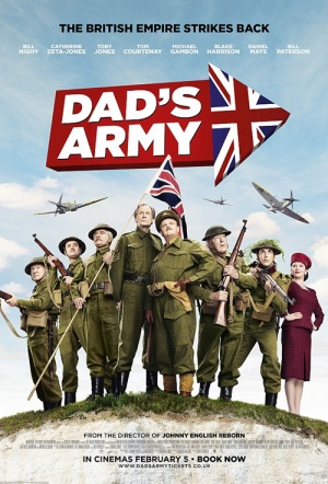 Dad's Army Film Poster