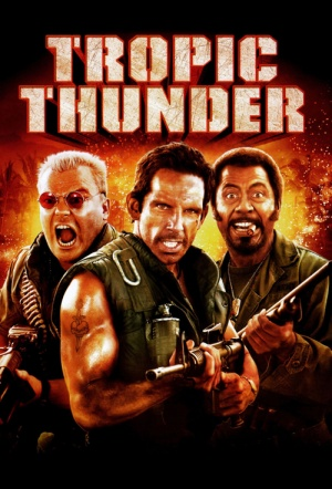 Tropic Thunder Film Poster