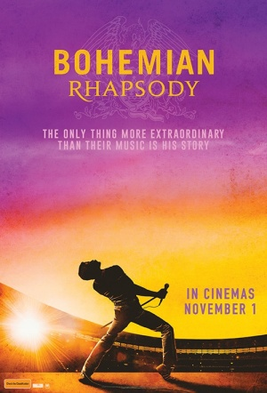 Bohemian Rhapsody - Ladies Night Screening Film Poster