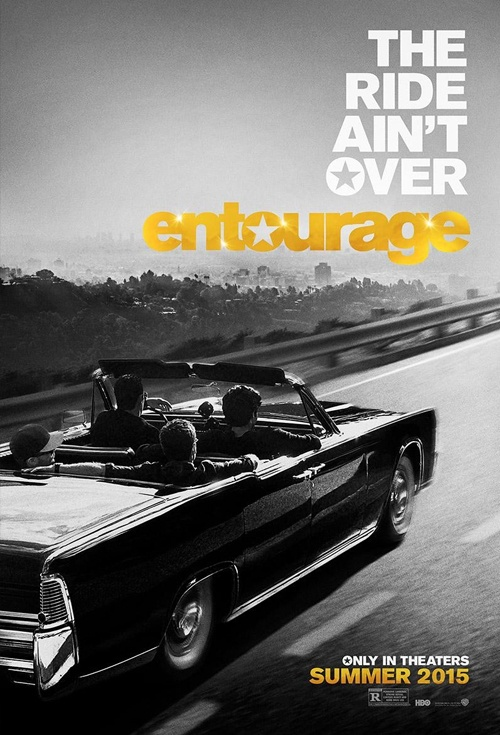 Entourage Film Poster