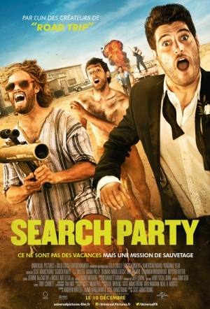 Search Party Film Poster
