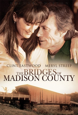 The Bridges of Madison County Film Poster