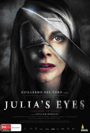 Julia's Eyes Film Poster