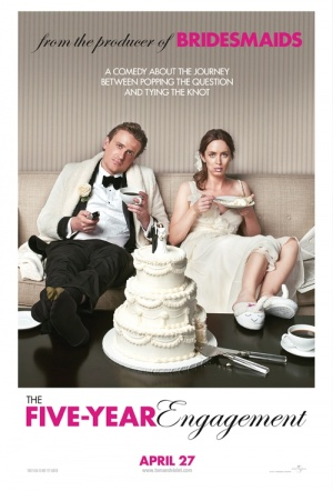 The Five-Year Engagement Film Poster