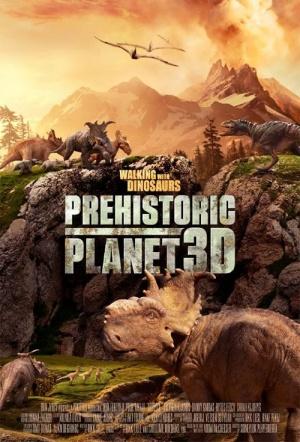 Dinosaurs 3D: Prehistoric Planet
