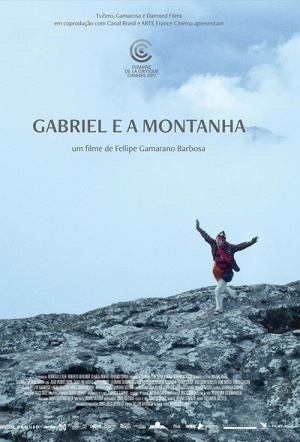 Gabriel and the Mountain Film Poster