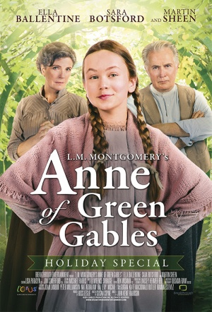Anne of Green Gables (2016) Film Poster