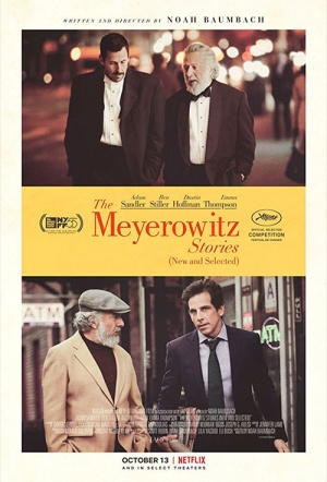 The Meyerowitz Stories (New and Selected) Film Poster